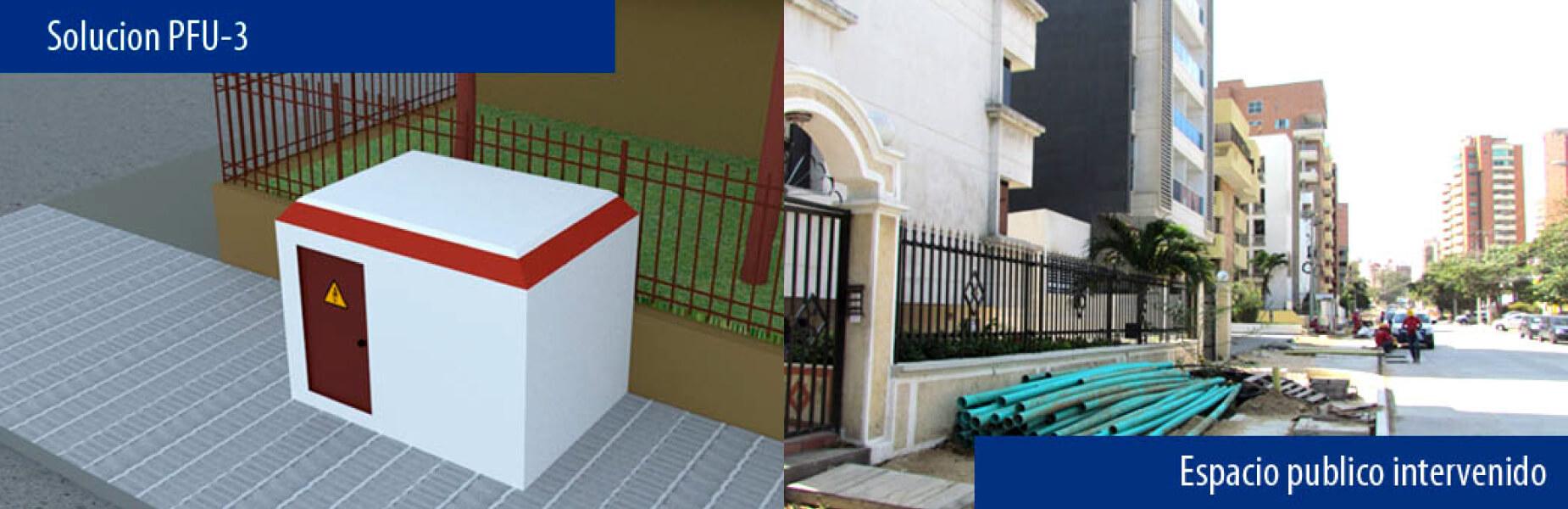 Ectricol presente en Barranquilla