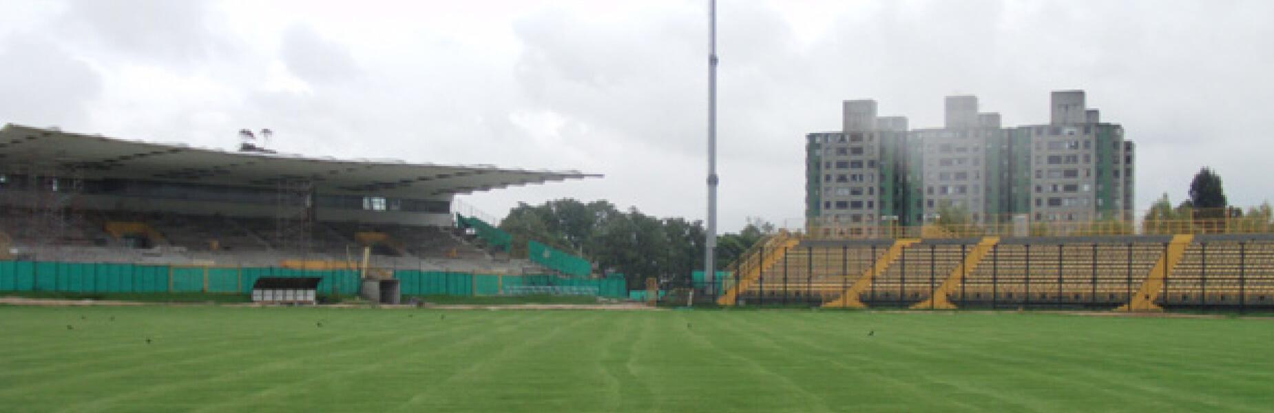 Proyecto Estadio Techo Bogotá