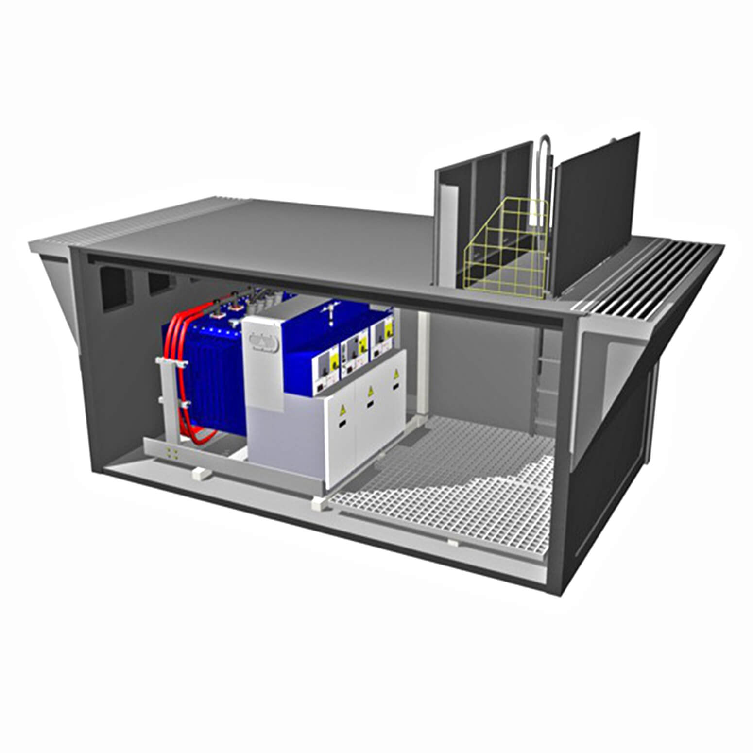 MiniSub – Centro de Transformación Prefabricado