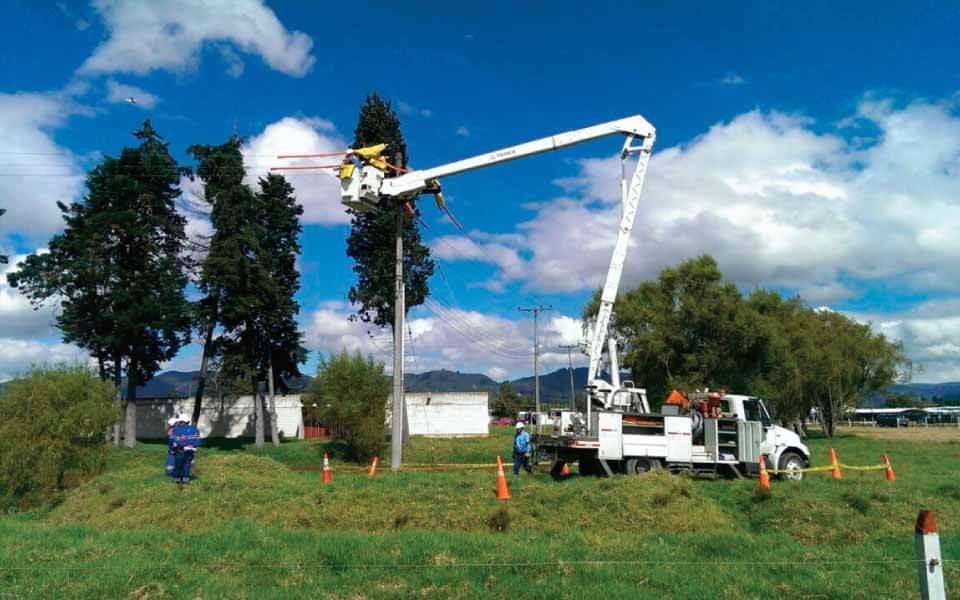 Construcción de redes eléctricas