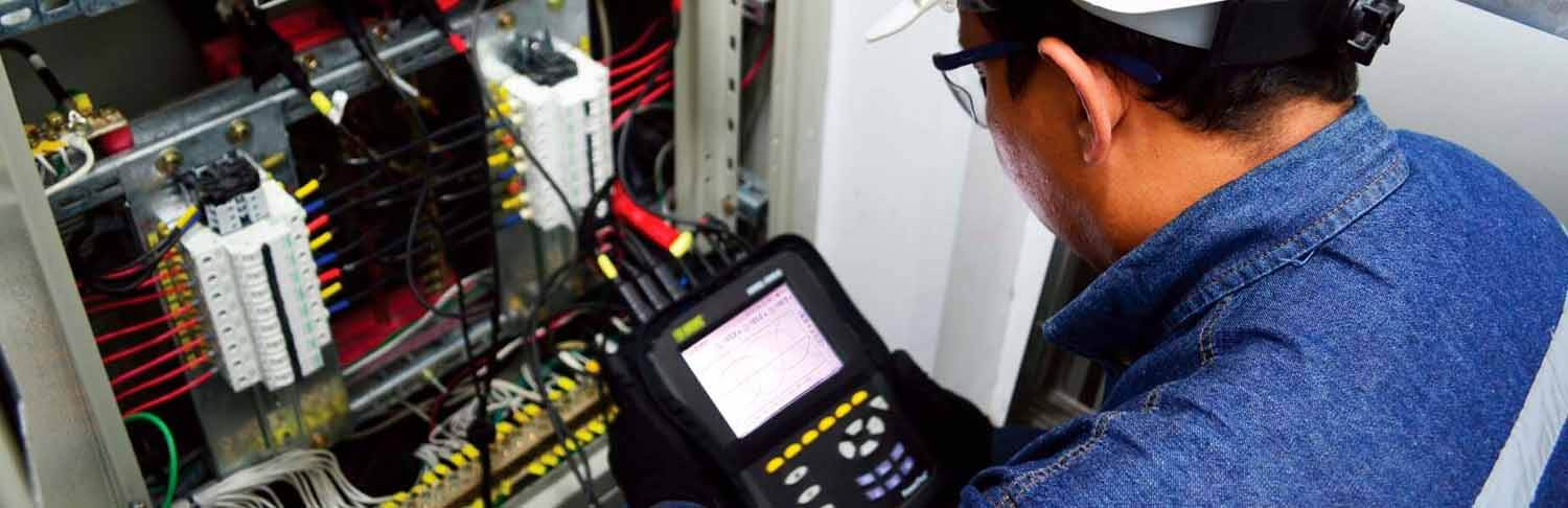 Electrical power quality studies