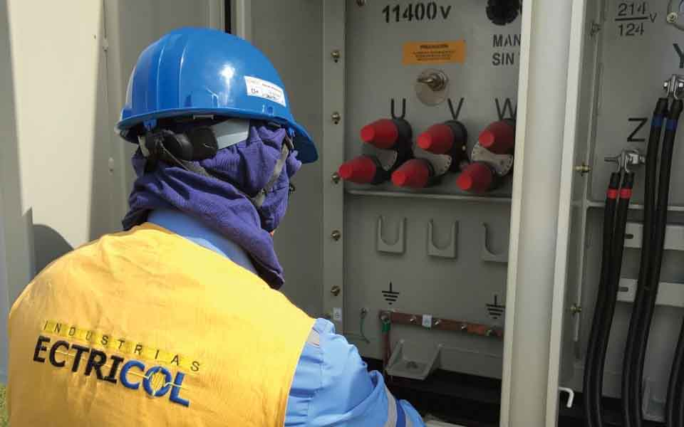 Commissioning of electrical projects