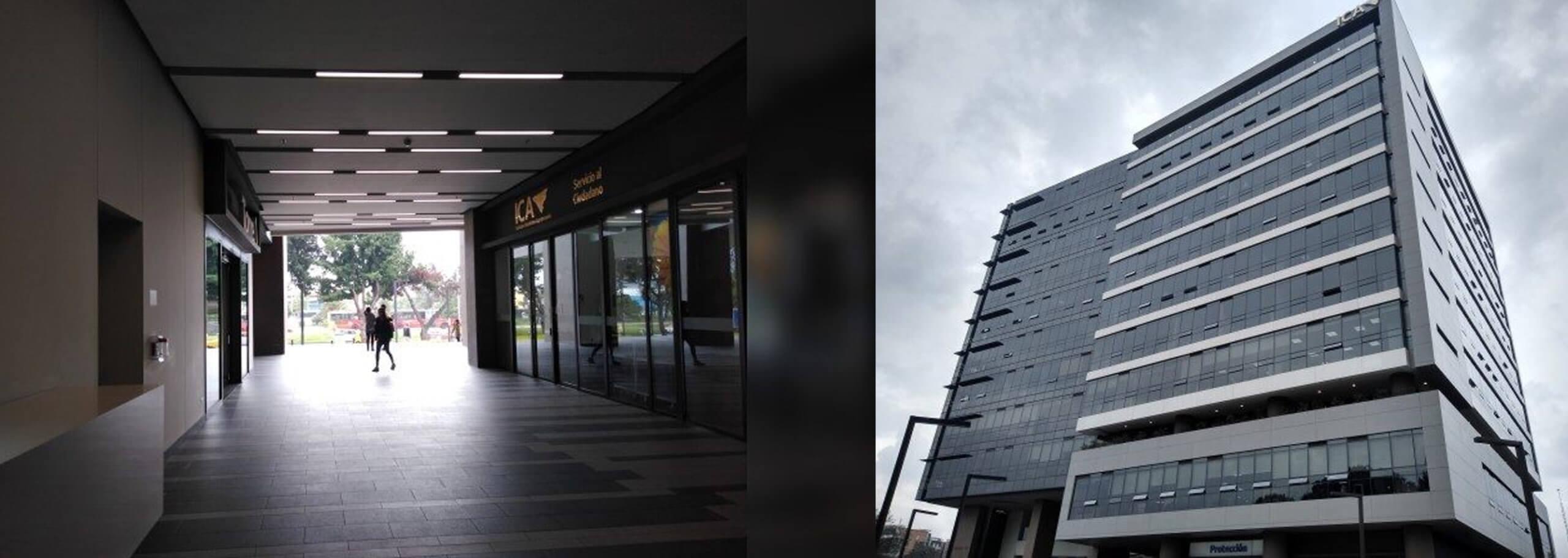 Proyecto Centro Empresarial Calle 26 Bogotá
