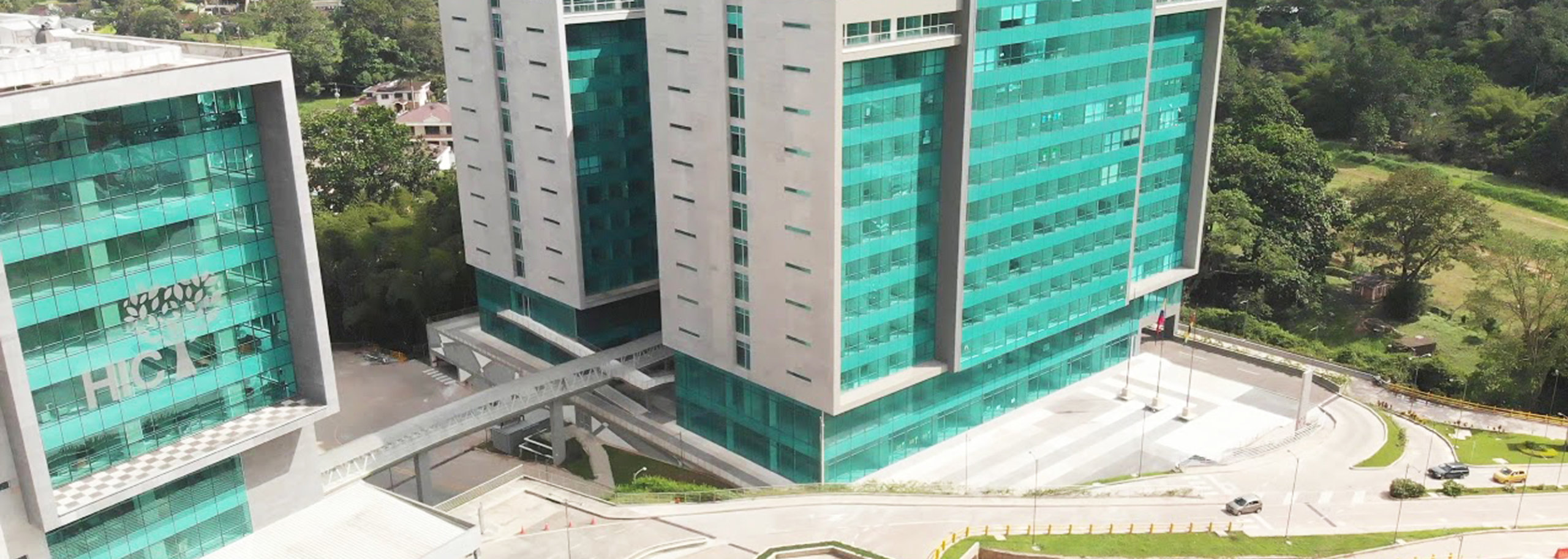 Megaproyecto Hospital Internacional de Colombia