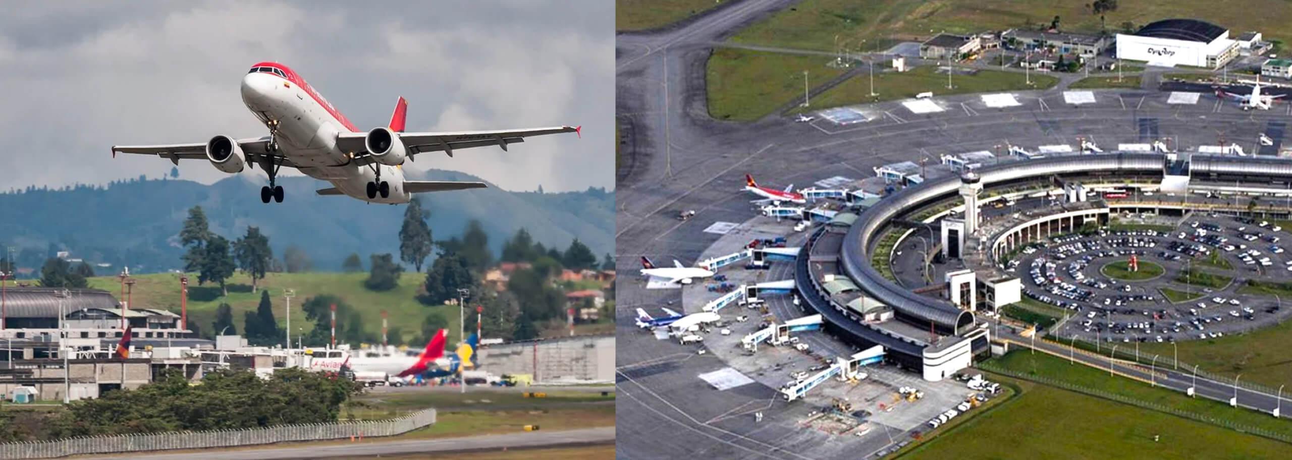 Proyecto de energización, Aeropuerto Internacional José María Córdoba de Rionegro
