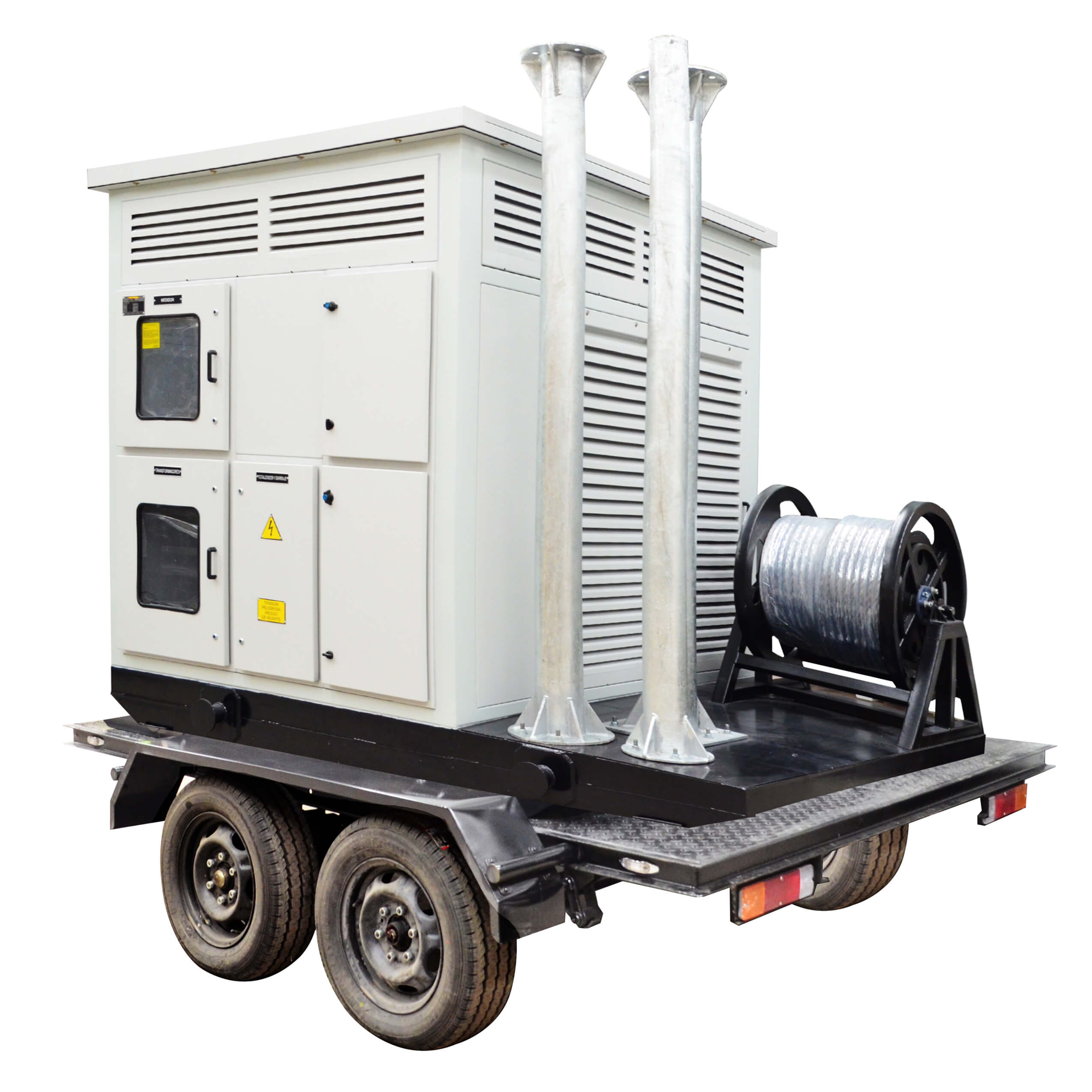 Mobile Electrical Substation