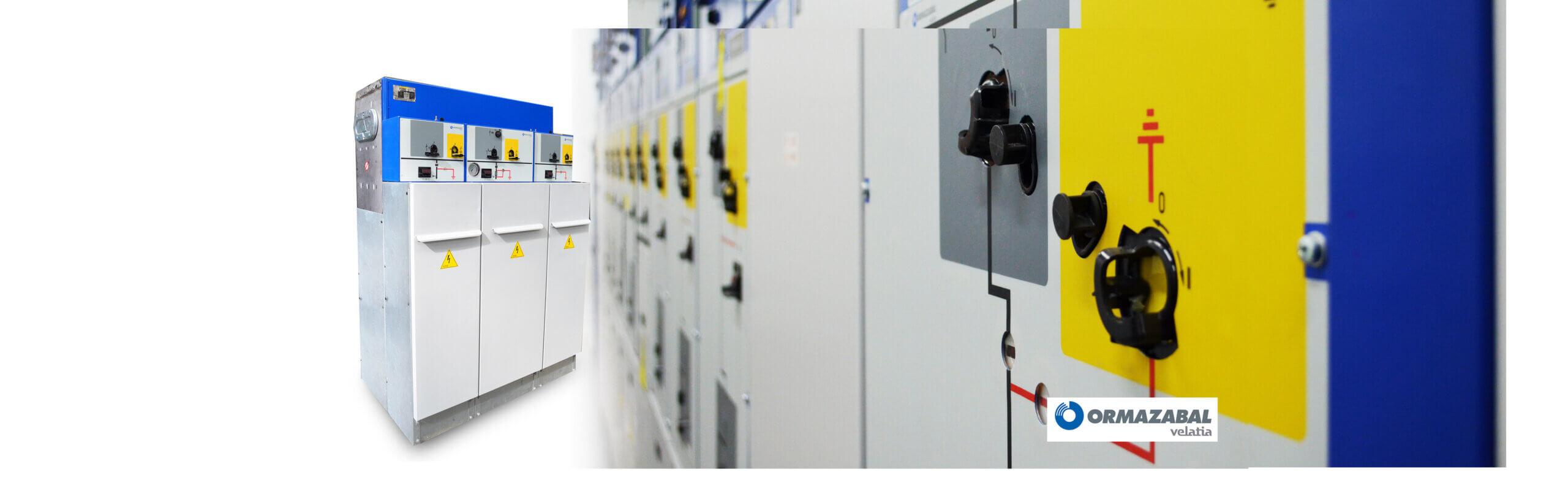 TECNOLOGÍA GIS, LA IMPORTANCIA DEL GAS SF6 Y SU EFICIENCIA ENERGÉTICA EN CELDAS DE DISTRIBUCIÓN EN MEDIA TENSIÓN