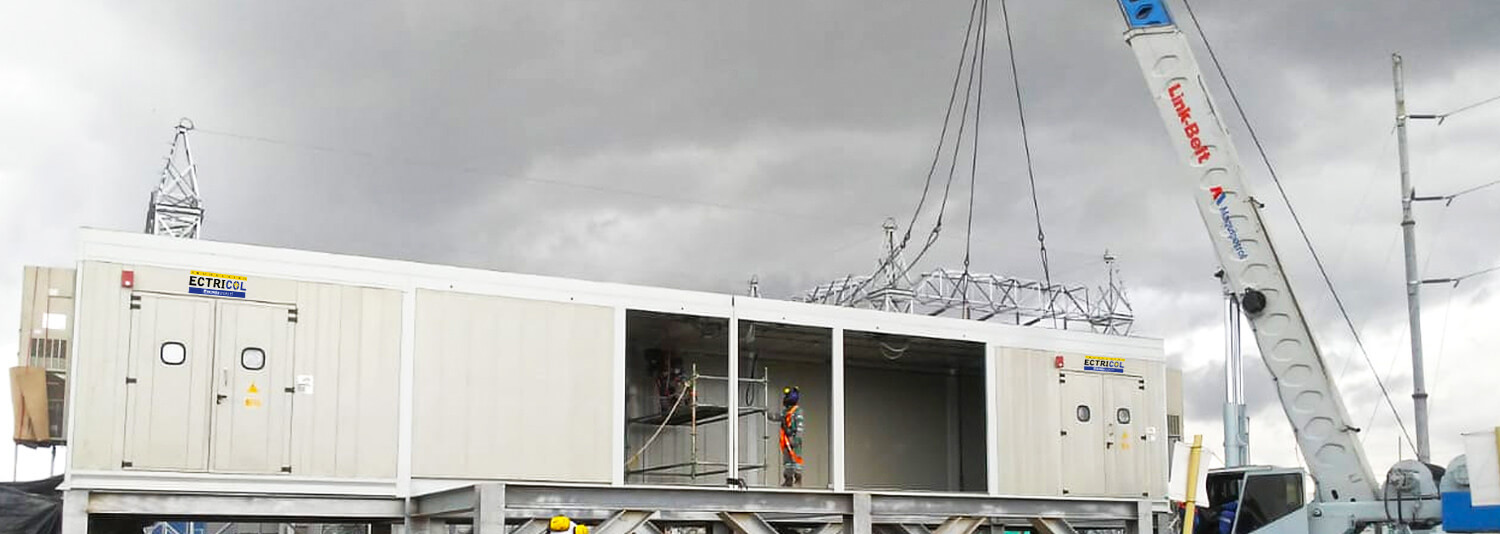 First Digital Electric Substation in Colombia