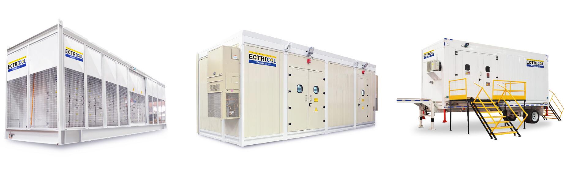 Tablero electrico sector salud