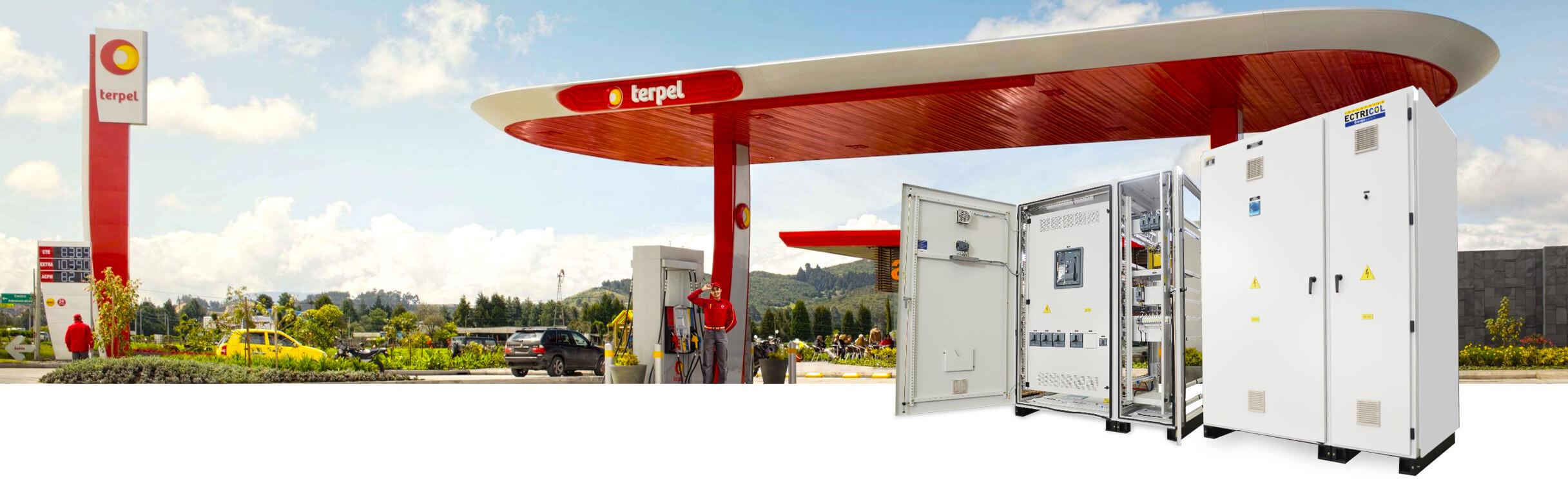 Estaciones Terpel para carga de vehículos eléctricos la apuesta de movilidad en Colombia