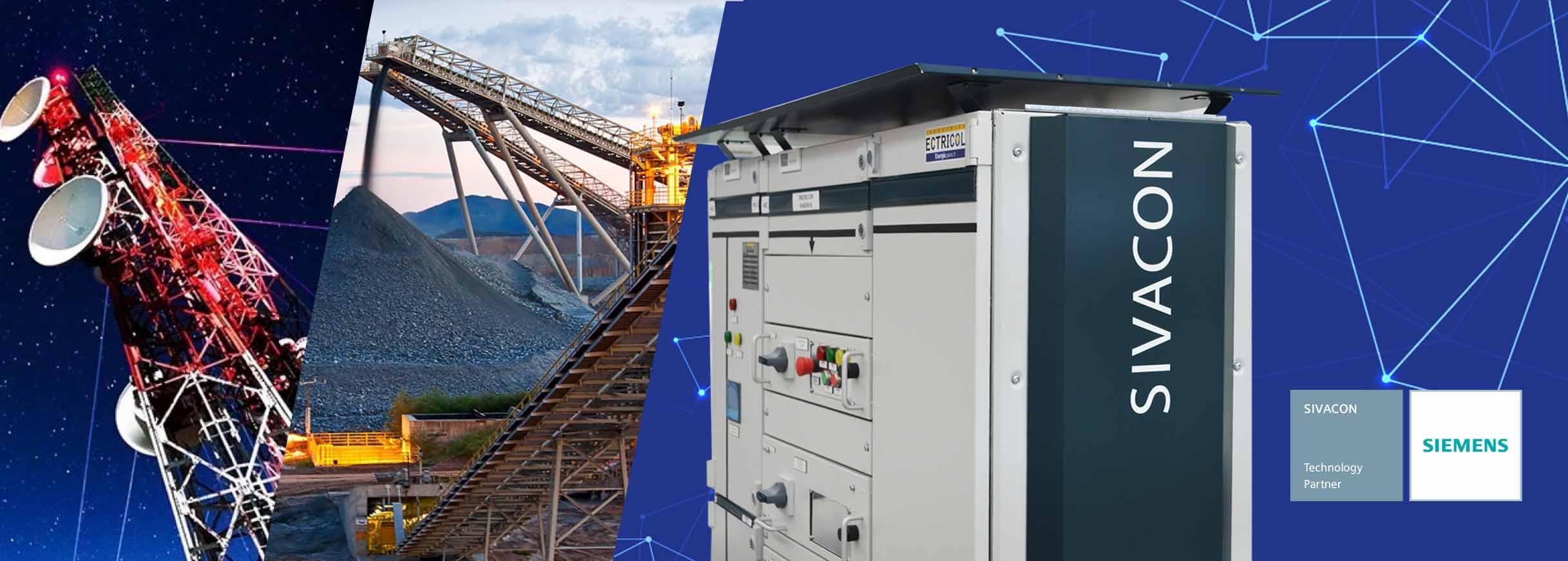 Tecnología Sivacon s8 una solución innovadora