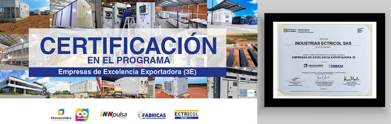 Empresas de Excelencia Exportadora